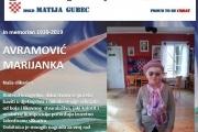 In memorian Avramovic Marijanka